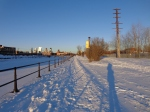 Near the Canal Lachine, Sud-Ouest of Montréal